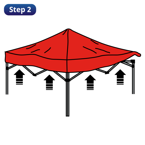 pop up gazebo instruction manual