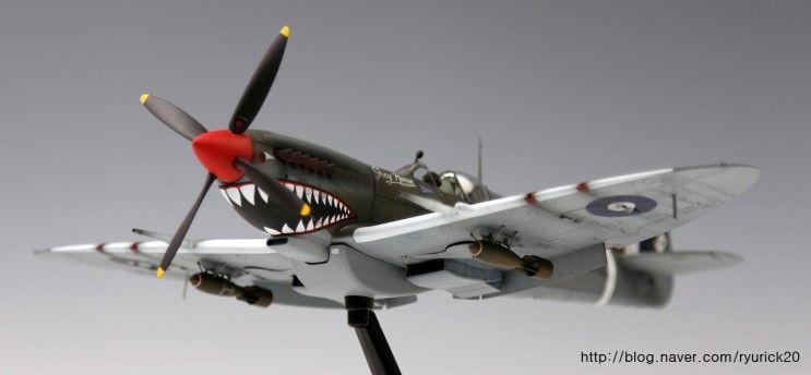 tamiya 1 32 spitfire instructions