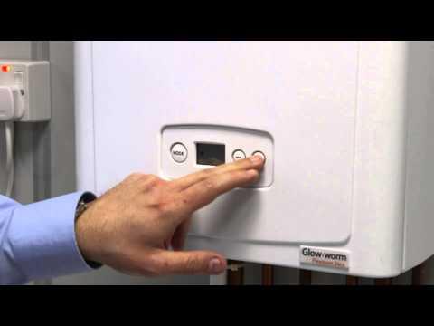 glow worm boiler instructions