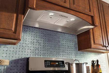 broan range hood installation instructions