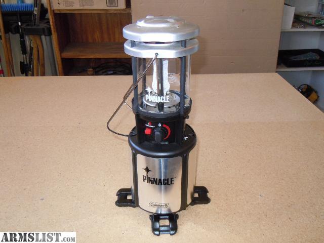 coleman propane lantern instructions