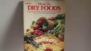 harvest maid dehydrator instructions