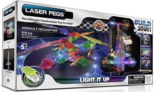 laser pegs dinosaur instructions