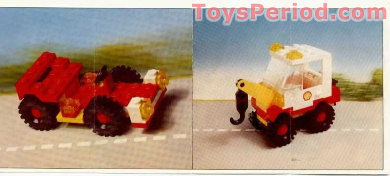 lego fire station instructions 6385