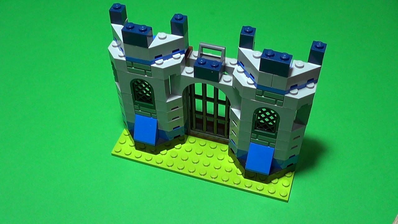 lego classic 10703 castle instructions