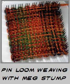 peg loom instructions & ideas booklet