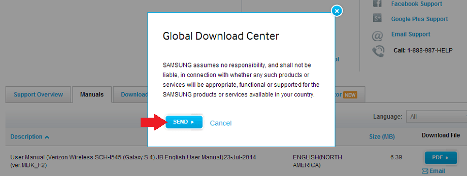 samsung galaxy s4 instruction manual