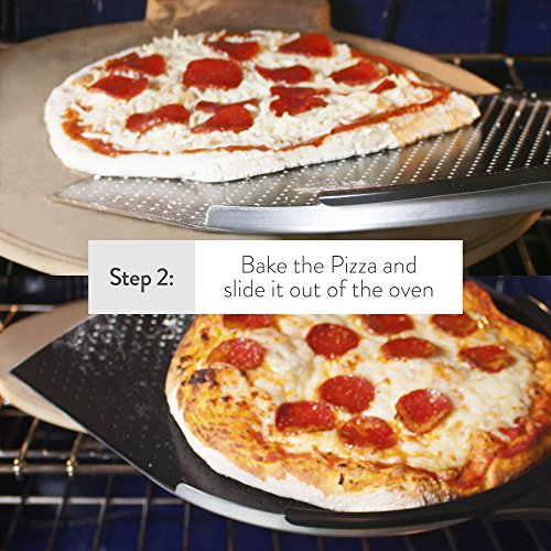 ceramic pizza stone instructions
