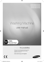samsung ecobubble washer dryer instructions