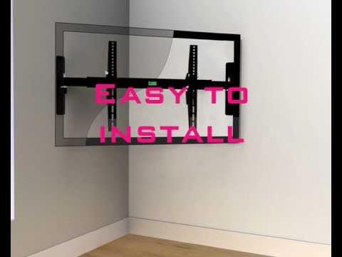 tv mount installation instructions