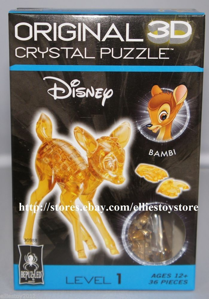 3d crystal puzzle mickey mouse instructions