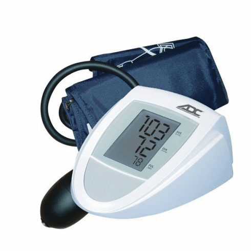 sunmark digital blood pressure monitor instructions