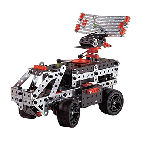 meccano construction easy instructions