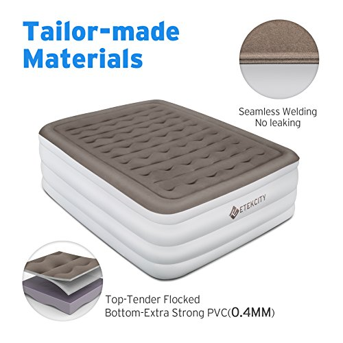 air mattress with built in pump instructions