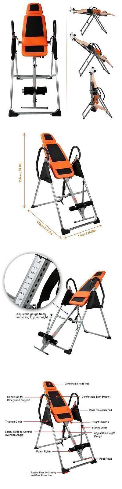 gravity inversion table instructions