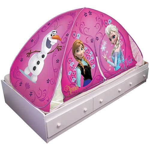 frozen canopy bed instructions