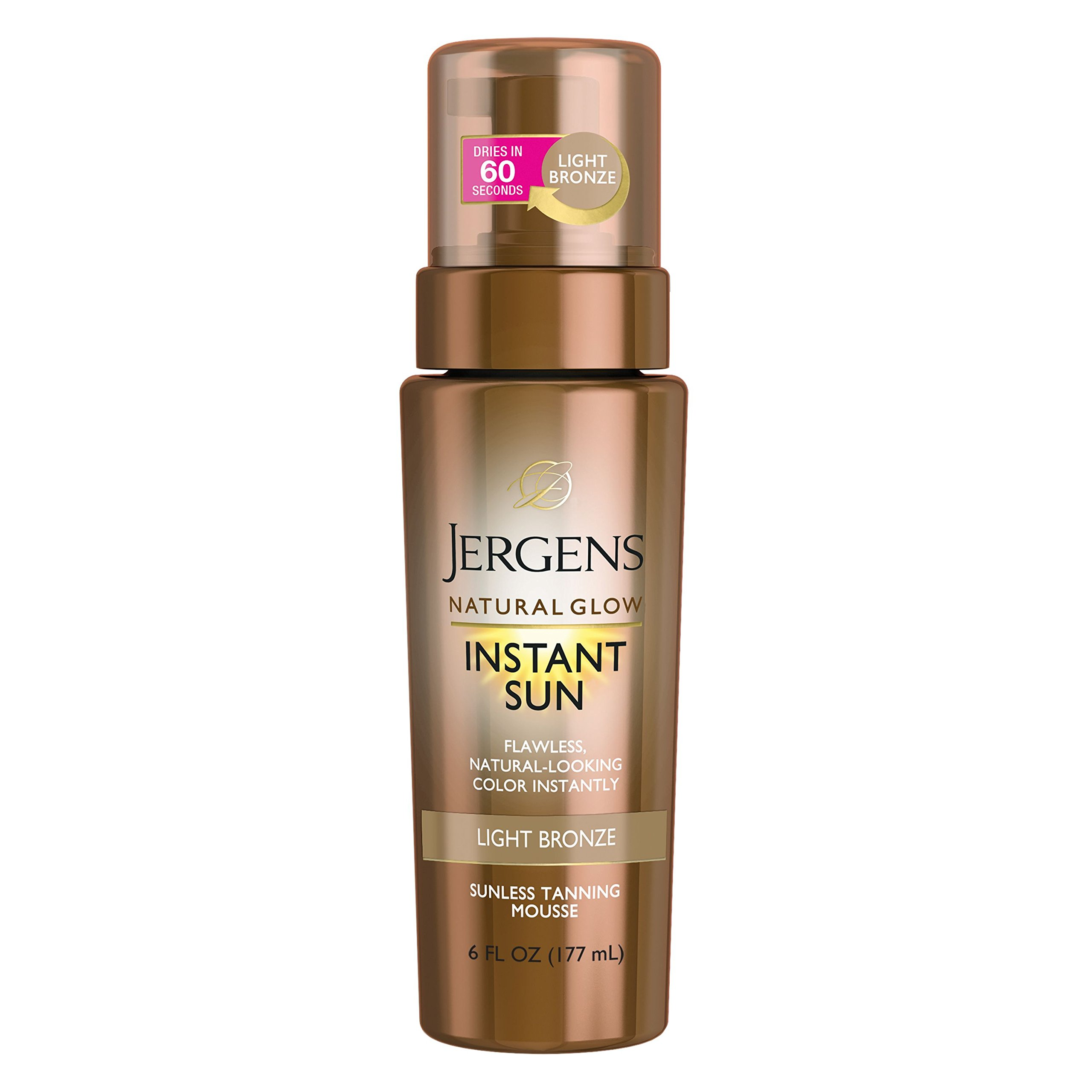 jergens natural glow instructions