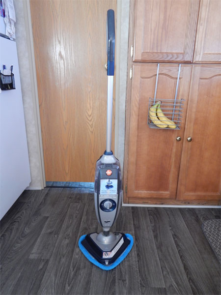 hoover twin tank steam mop instructions