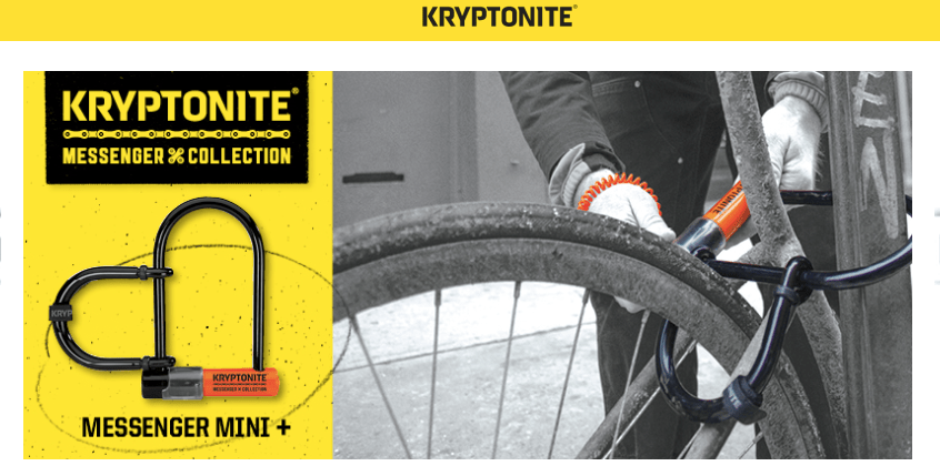 kryptonite bike lock instructions