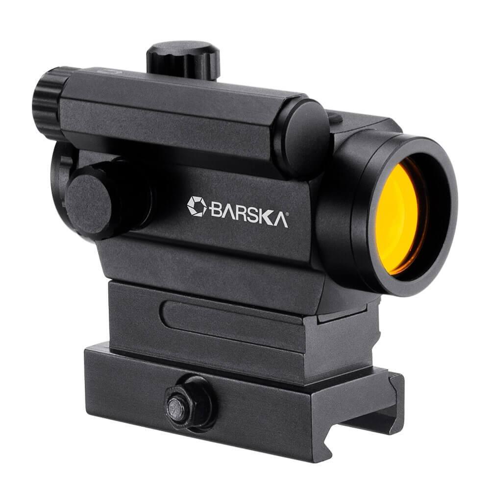 barska scope sighting instructions