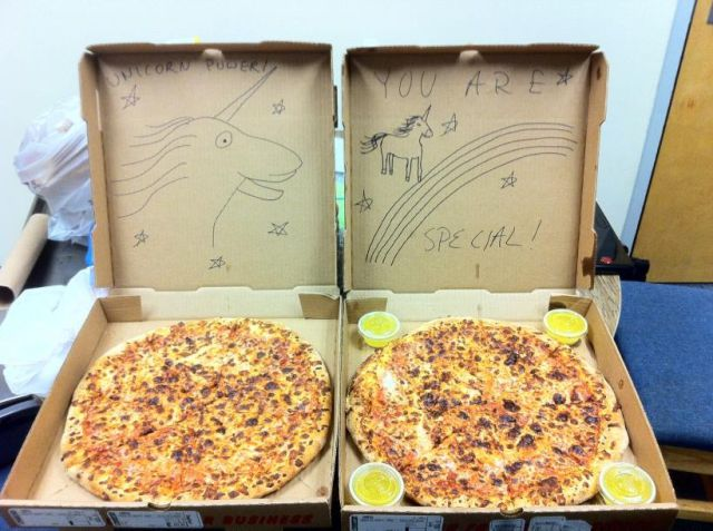 pizza delivery special instructions