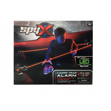 spy gear lazer tripwire instructions