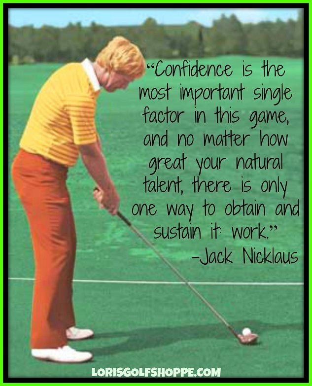 jack nicklaus golf instruction