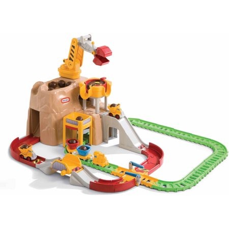 little tikes big adventures construction peak rail and road instructions