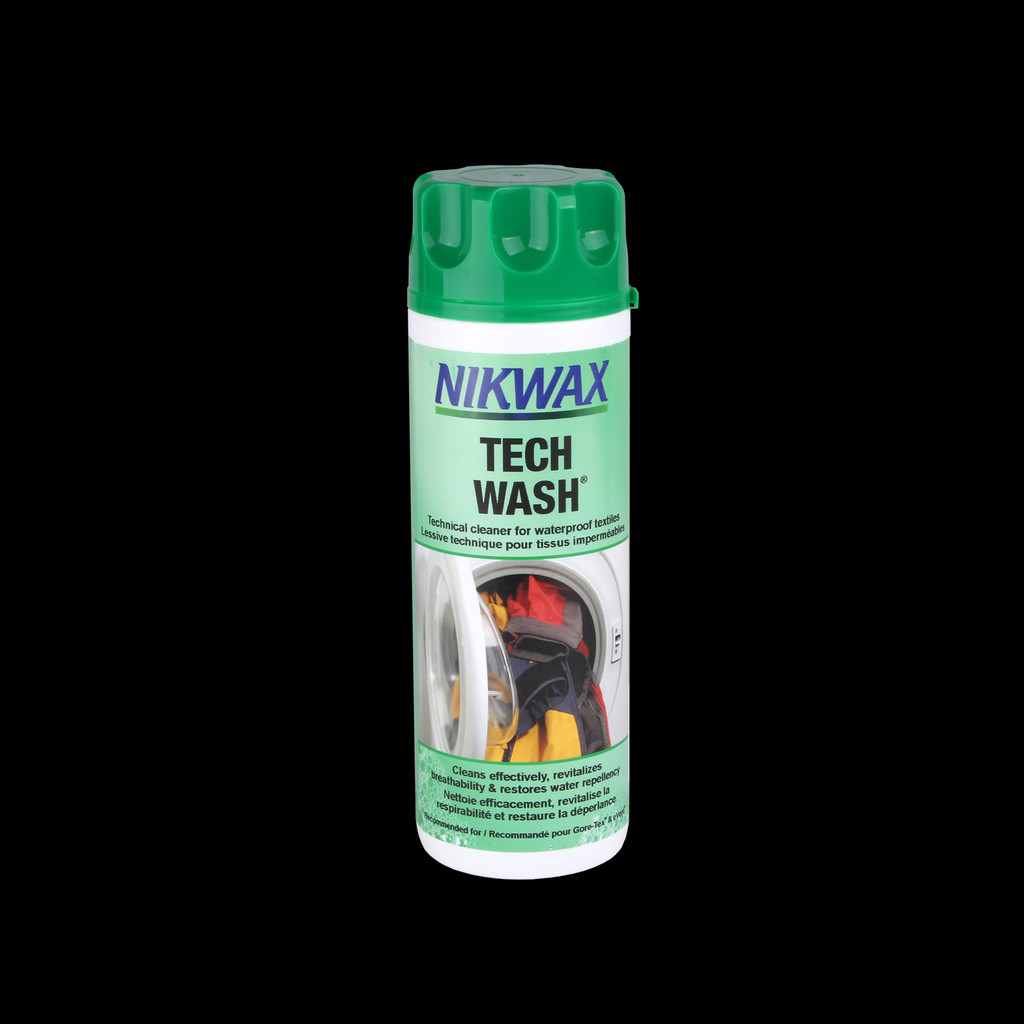 nikwax tech wash instructions