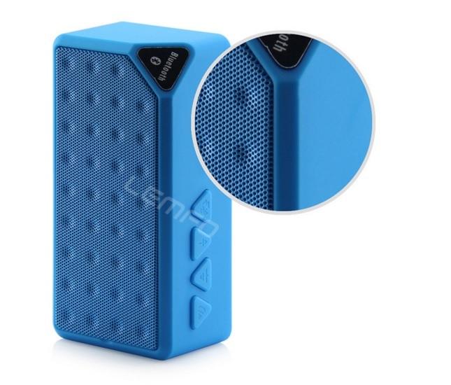 x3 bluetooth mini wireless speaker instructions