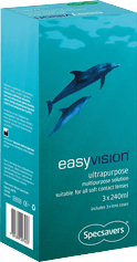 easyvision all purpose solution instructions