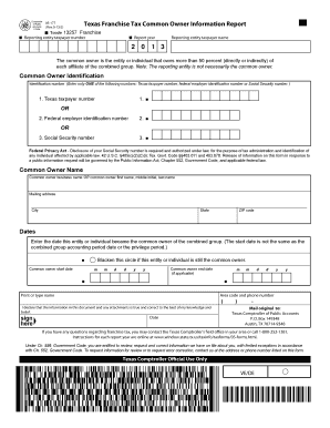 form 13 financial statement instructions