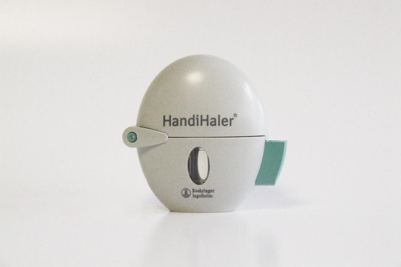 dry powder inhaler instructions