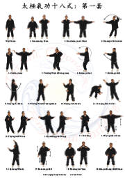 tai chi step by step instructions pdf