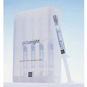 pola teeth whitening instructions