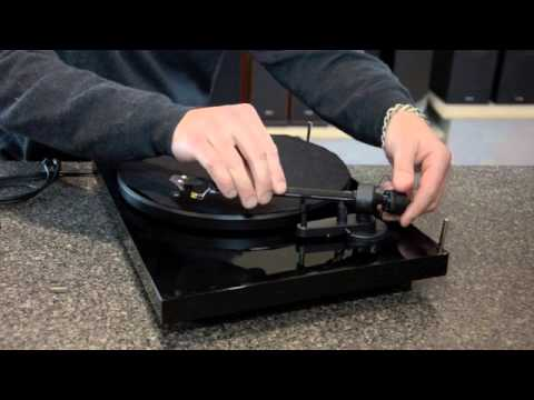 project essential turntable setup instructions
