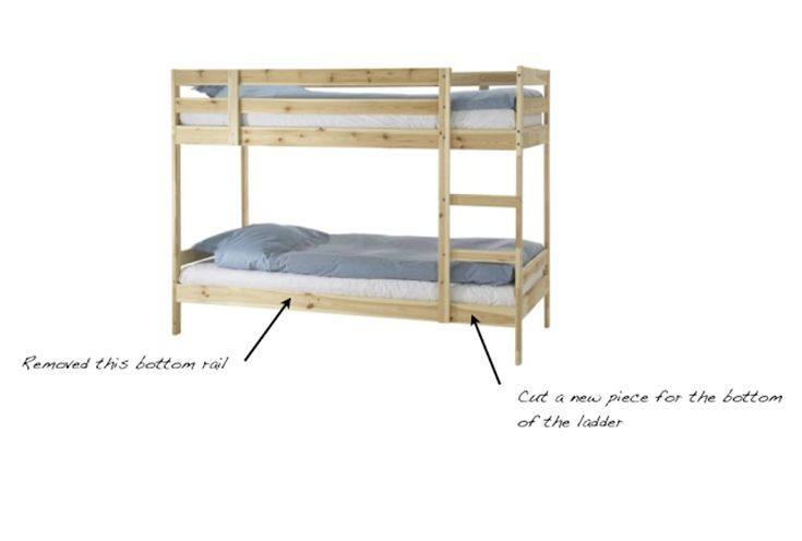 fantastic furniture bunk bed instructions