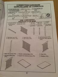 ikea sundvik cot assembly instructions