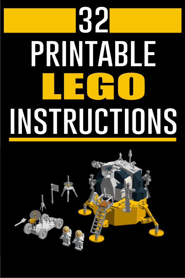 lego digital designer building instructions