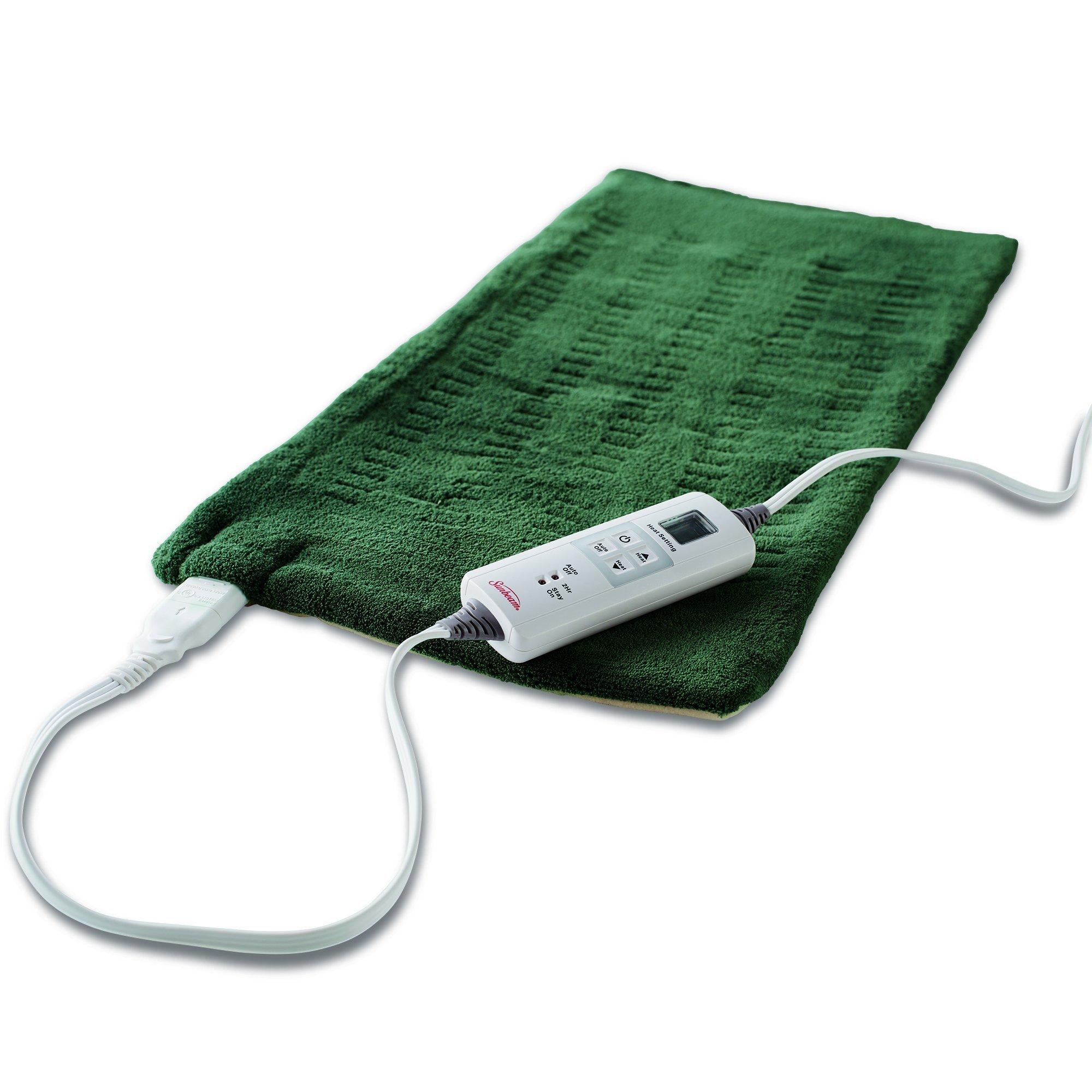 moist heat heating pad instructions