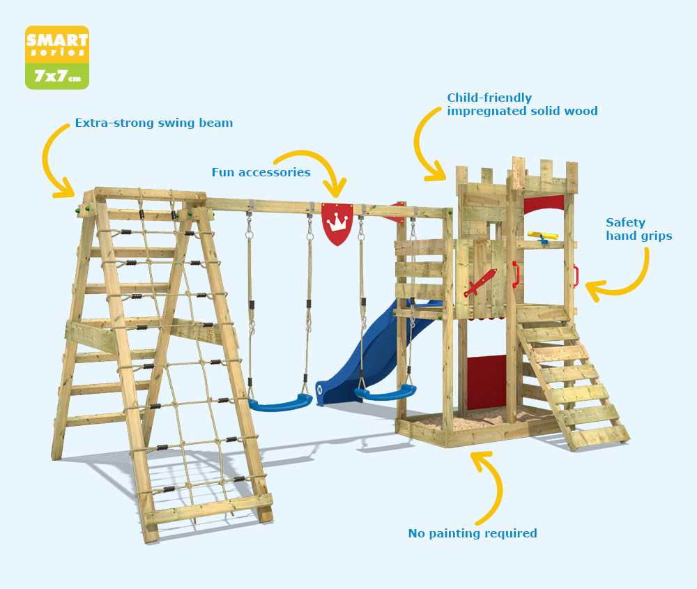 swing slide climber assembly instructions