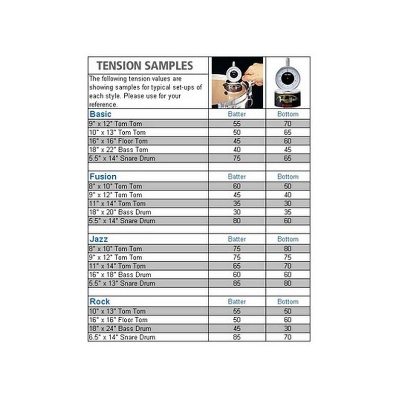tama tension watch instructions