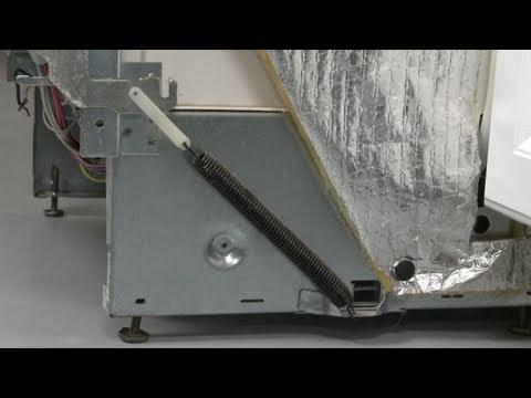 washing machine door seal replacement instructions